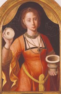 Maria Magdalena, de vrouw van Jezus - Danielle van Dijk